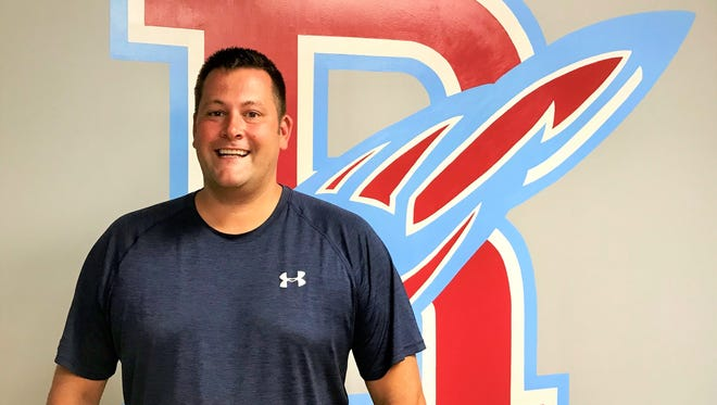 Greg Rossman is the new high school principal at Ridgedale, starting Aug. 1. He was the athletic director and high school assistant principal for the last 10 years at Ridgedale.