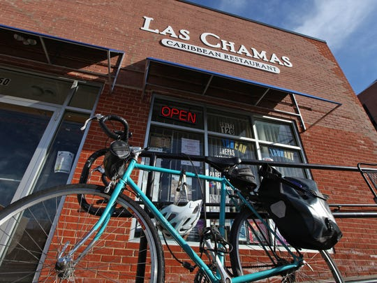 Arepera Las Chamas offers patrons a taste of foods