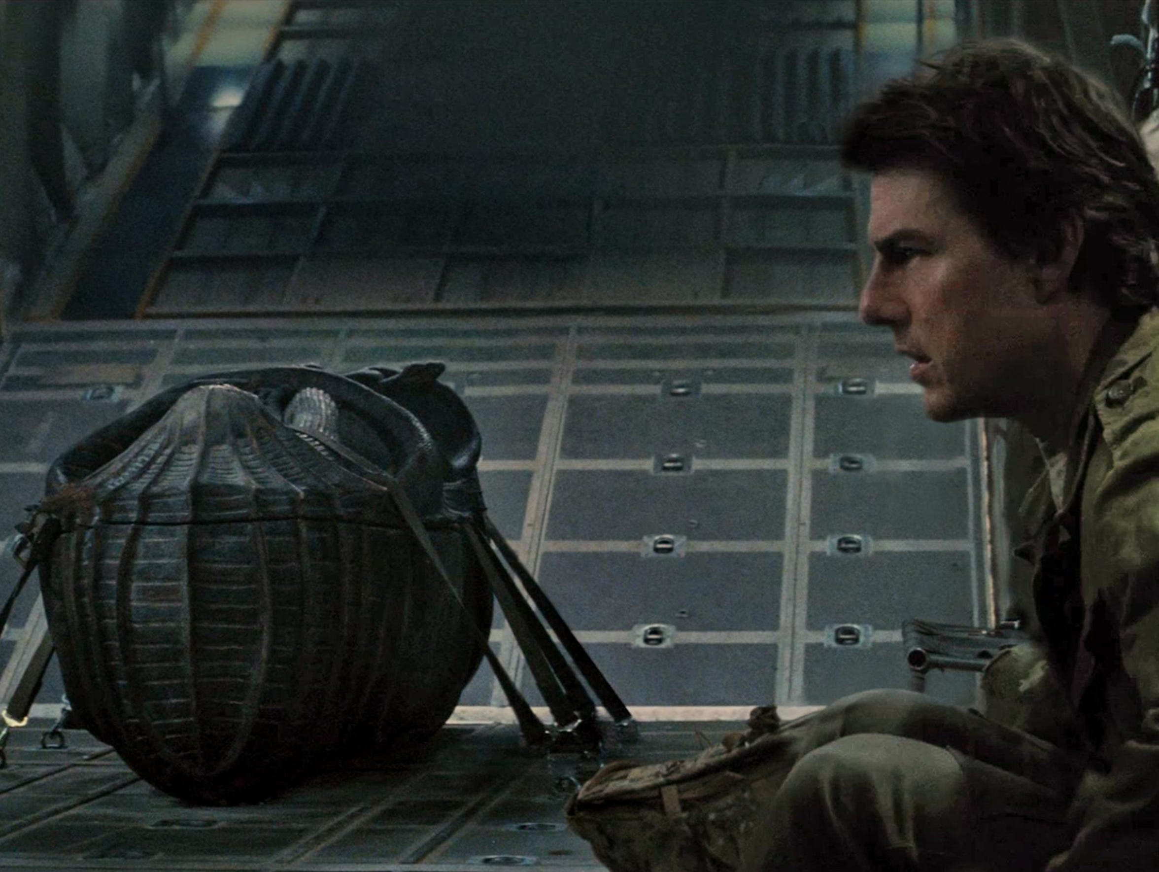 "Tom Cruise in ""The Mummy."""