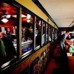All aboard for great comfort food at Franks Diner in Kenosha