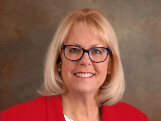 Bonnie Weber is running for Reno City Council Ward