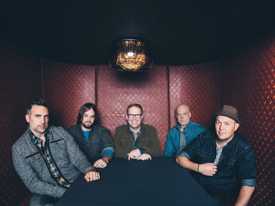 """MercyMe will release a new CD, """"Lifer,"""" at the end"""