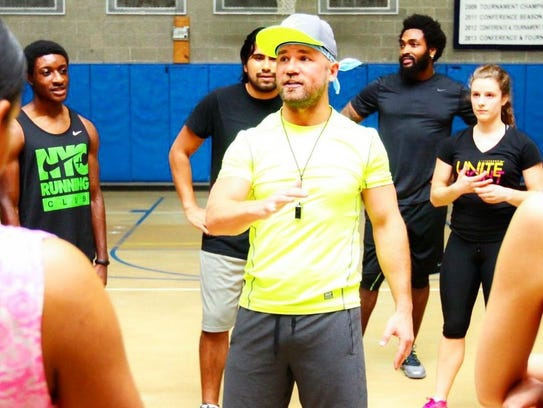 Fitness expert and Dearborn native Rob Sulaver of Bandana