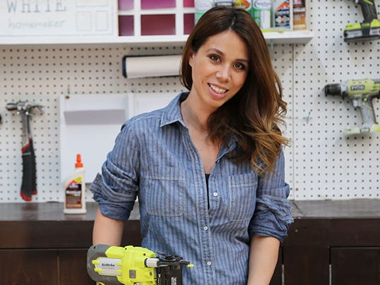 DIY Diva: Blogger encourages others to pick up tools