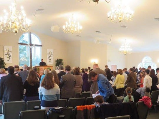 The Grace Community Church in Bridgewater celebrated its 30th anniversary in October.