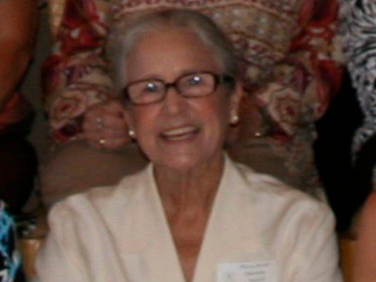 Mary Brent Wehrli