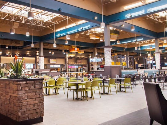 Chandler Outlet Mall Food Court