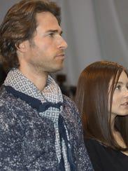 Sebastián Rulli y Angelique Boyer.
