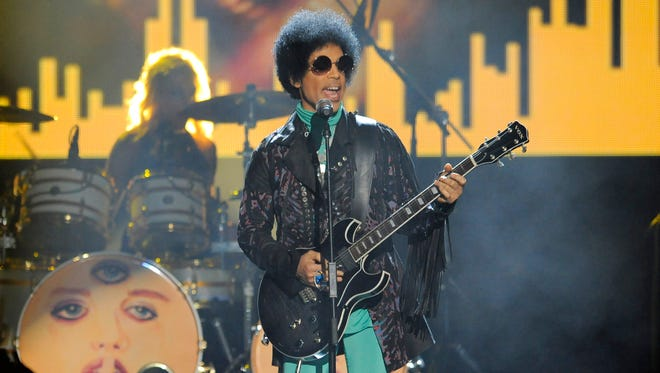 Prince in May 2013.