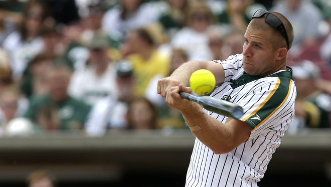 The Jordy Nelson Charity Softball Game will be back at Fox Cities Stadium in June.