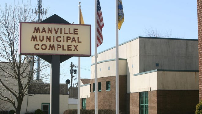 Manville will auction property it owns on Valerie Drive for a possible townhome development.