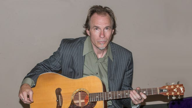 Scott Grant will play the Riverfront Amphitheater on Saturday with his band Hat Trick.