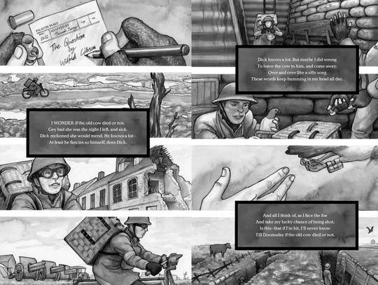 WWI poet comic 2