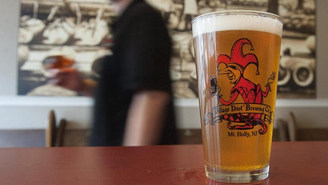 Asbury Park Press readers have named Village Idiot Brewing Co. in Mount Holly the best brewery in the state.