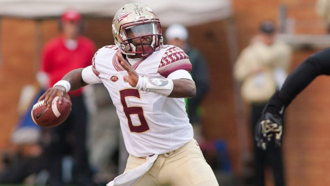 Everett Golson led Florida State to its fourth straight win of the season. The 'Noles take on Miami.