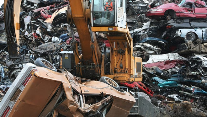 PSC Metals has bought the portion of the 50-acre scrapyard that the company didn't already own.