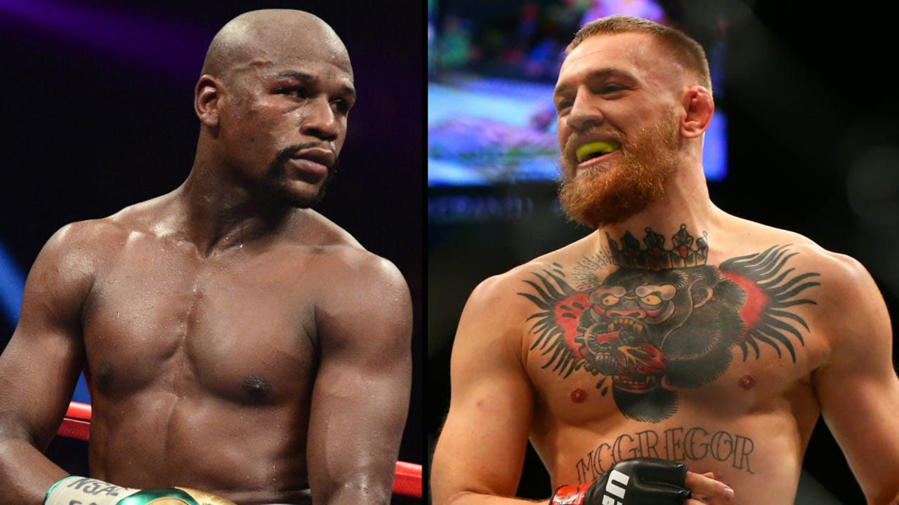 UFC fighters: Do you want to see McGregor vs. Mayweather?