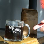 Coffee roaster/brewery Fifth Frame opens on St. Paul Street