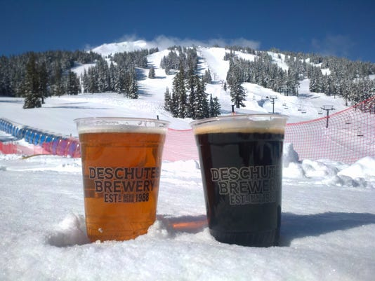 Deschutes scramble