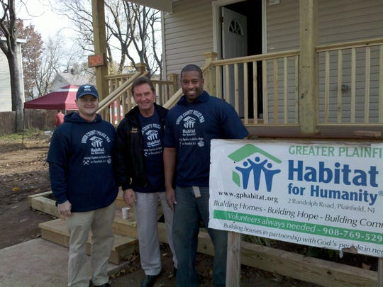 Plainfield's Habitat for Humanity chapter helps working families become homeowners in the city.