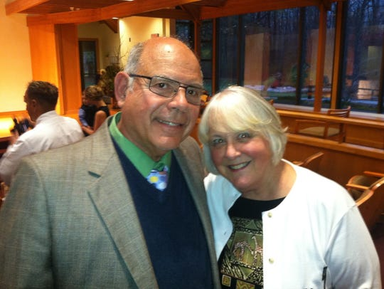 Susan and Dick Boes