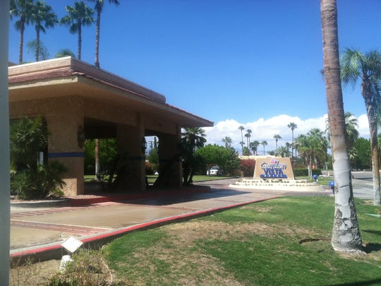 A hotel project would renovate the former Garden Vista Hotel in Palm Springs to the Infusion Beach & Hotel.
