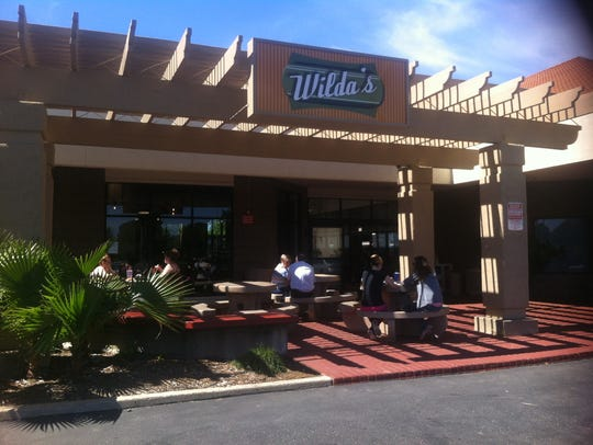 Wilda's moved from downtown Redding to the Shasta Center