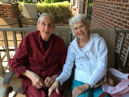 Bill and Nancy Hartley header image