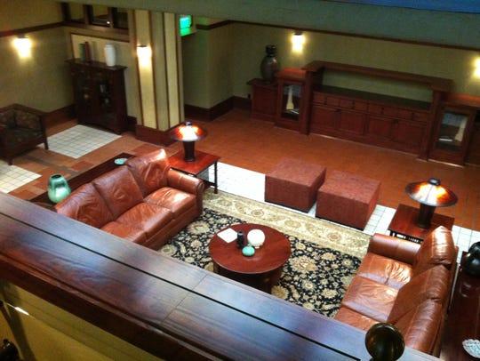 Historic Park Inn in Mason City.