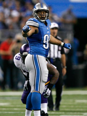 The Detroit Lions did not tag Ndamukong Suh with franchise tag before Monday's deadline.
