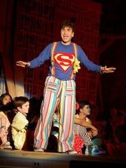 """Ramsey High School's production of """"Godspell"""" is nominated"""