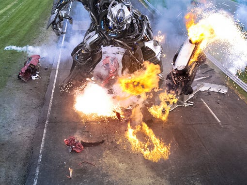 Transformers 4 Galvatron