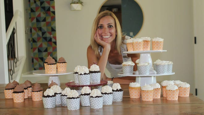 Cathy Walls has turned creative cake-making into a small business.