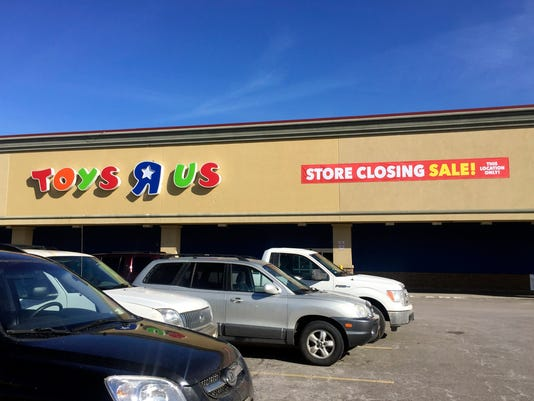 USP NEWS: TOYS R US CLOSING A USA NY