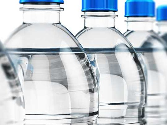 Water - one gallon of water per person per day for at least three days, for drinking and sanitation