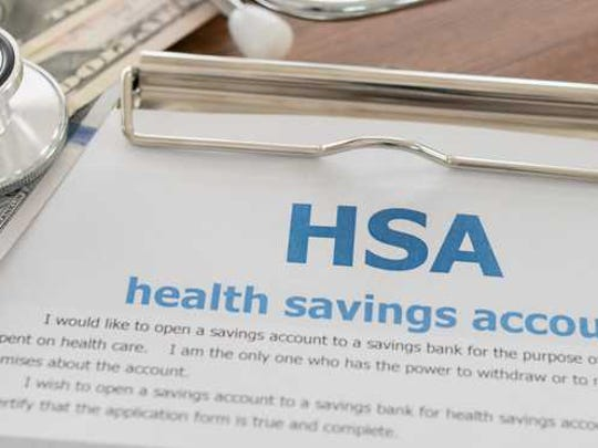 HSAs are a triple tax break that can help fast track retirement savings