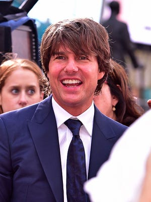 Tom Cruise on July 27, 2015 in New York City.