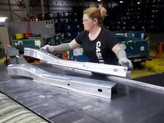 Gm S 5 4b Investment Includes Upgrades To 3 Michigan Plants