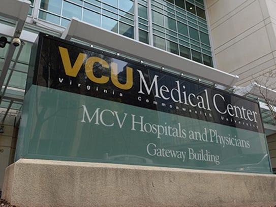 Virginia Commonwealth University Medical Center.