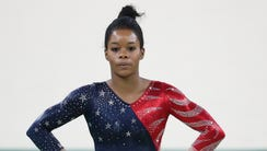 Gabby Douglas was part of the U.S. team that won Olympic