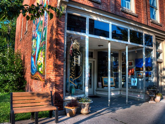 RiverWinds Gallery is marking its 15th year in business