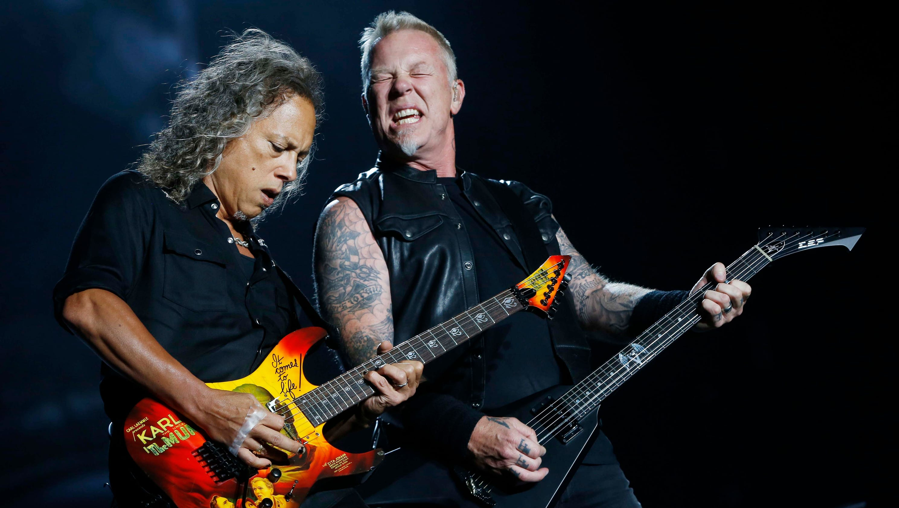 Metallica Stands Mighty At Long Awaited Iowa Return