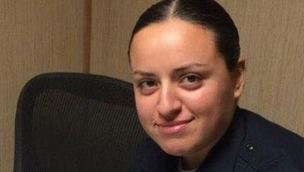 Funeral services will be held Monday for Indio Police Officer Isabel Velasquez. She died May 31 from lung cancer at the age of 26.
