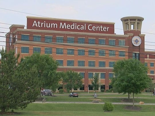 Joseph Davis, 17, was pronounced dead at the Atrium Medical Center in Middletown.