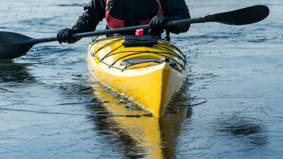 Friends of Lyman Run will offer free kayak tours this