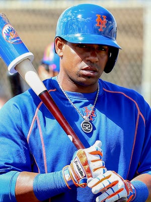 """""""Our dream is to return and see the friends and relatives we left  behind,"""" says Cuban and New York Met star Yoenis Cespedes."""