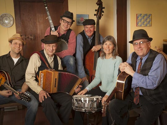 TOiVO performs Sunday at the Old Time Fiddlers Gathering and Folk Arts Festival returns to Lakewood Vineyards in Watkins Glen.