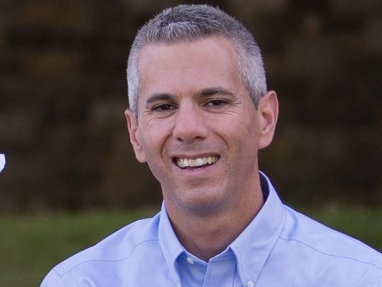 Anthony Brindisi, of Utica, is running for Congress