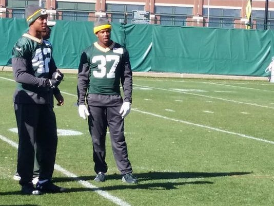Morgan Burnett, Sam Shields