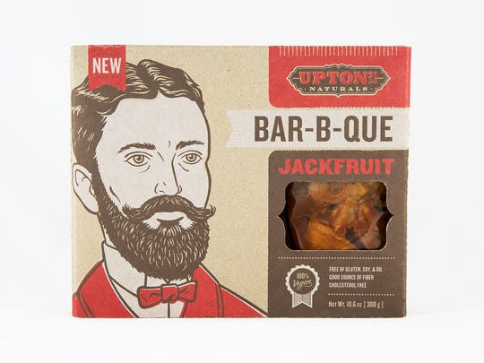 Upton's Naturals' Jackfruit products could fool even the most devoted carnivore, says writer Chris Worthy.